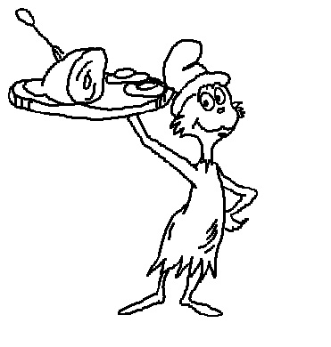 sneetches coloring page 28 images free pages of