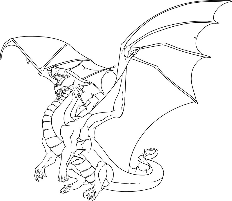 printable 21 chinese dragon coloring pages 4256