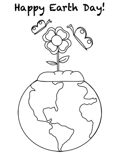 Printable Earth Day Coloring Pages Coloring Me Earth Day Coloring Pages