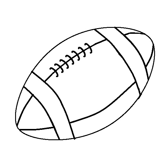 - Printable Football Coloring Pages ColoringMe.com