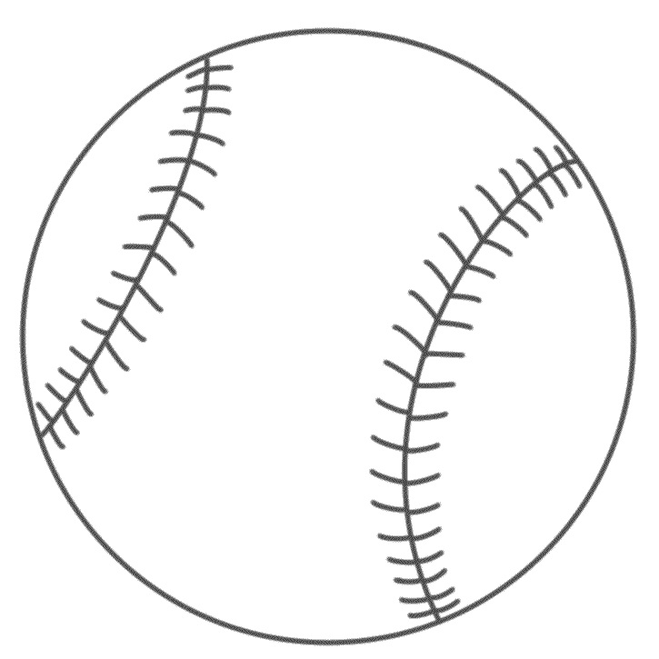 Printable Baseball Coloring Pages | Coloring Me