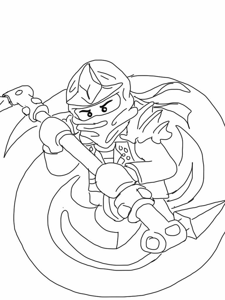 free ninjago coloring pages lego ninjago coloring page