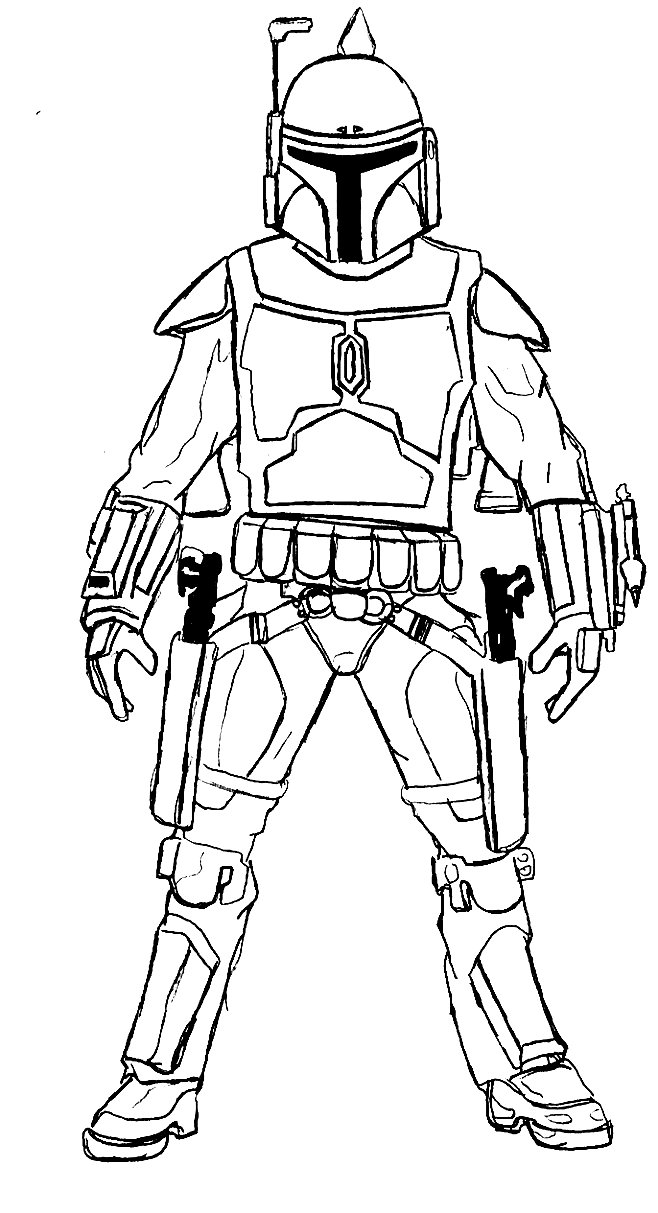 all star wars coloring pages - photo#5
