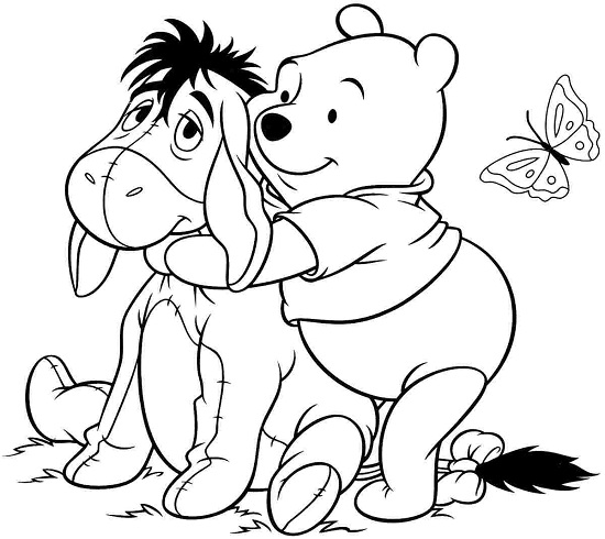- Printable Winnie The Pooh Coloring Pages ColoringMe.com