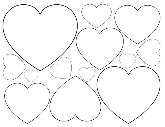 Heart Coloring Sheets Broken Pages
