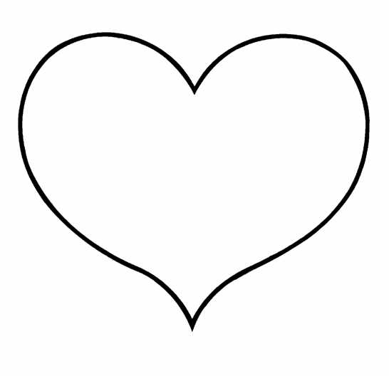Printable Heart Coloring Pages ColoringMe.com