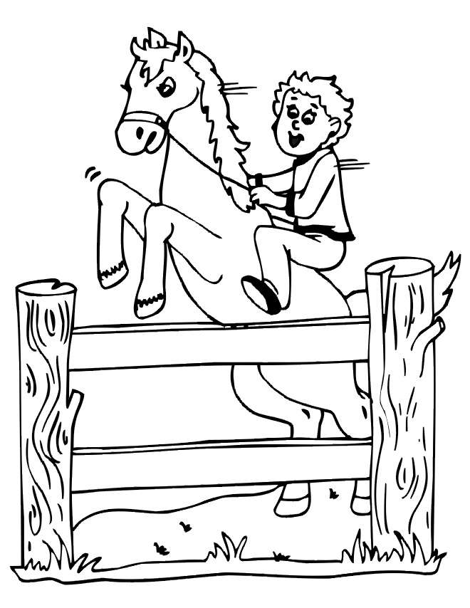 Printable Horse Coloring Pages Coloring Me