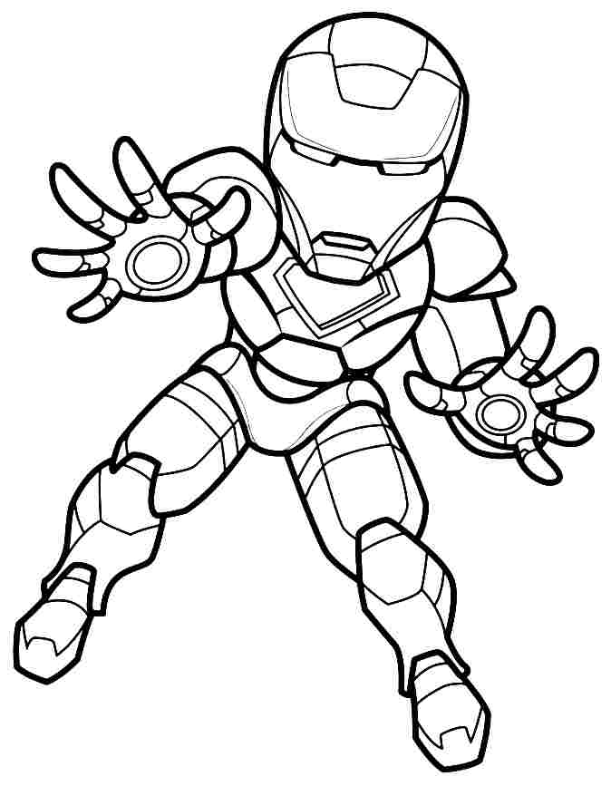 fresh iron man coloring page 21 on site with