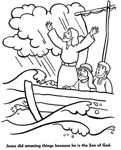 Printable Jesus Coloring Pages Coloringme Com