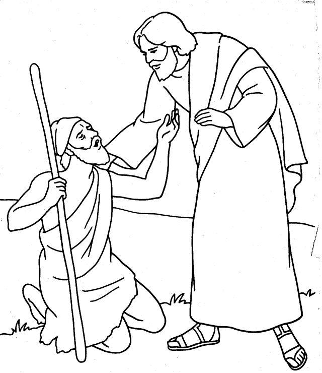 Printable Jesus Coloring Pages | ColoringMe.com