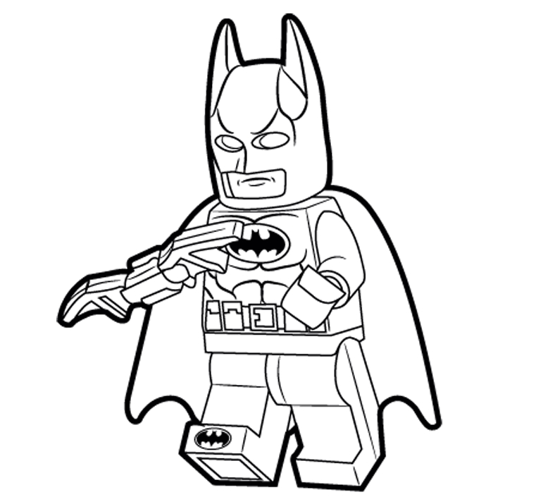 coloring pages batman printable logo - photo#30