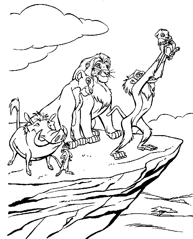 Printable Lion King Coloring Pages Coloring Me King Printable Coloring Pages