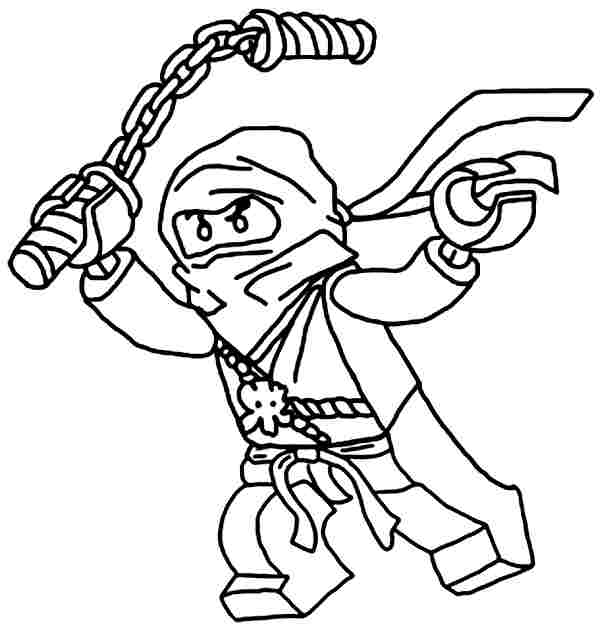 Jay zx coloring pages