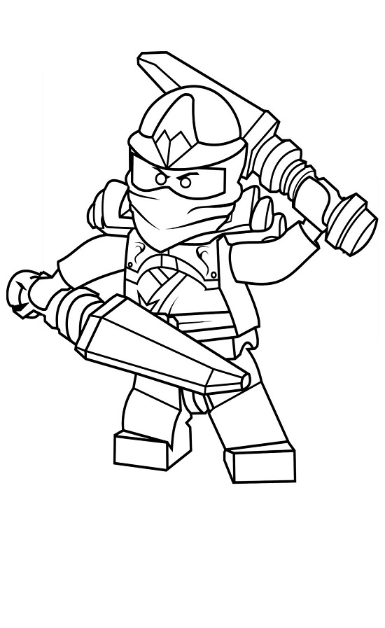 ninjago coloring pages to print - Ninjago Coloring Pages To Print