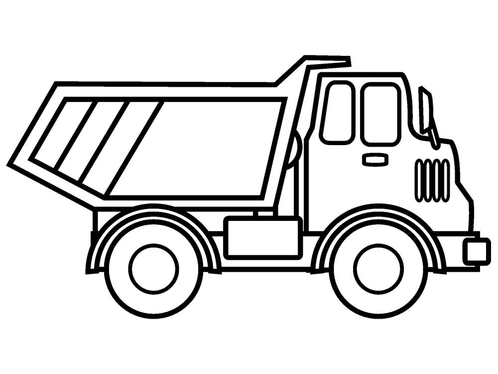 Printable Truck Coloring Pages Coloring Me Printable Truck Coloring Pages