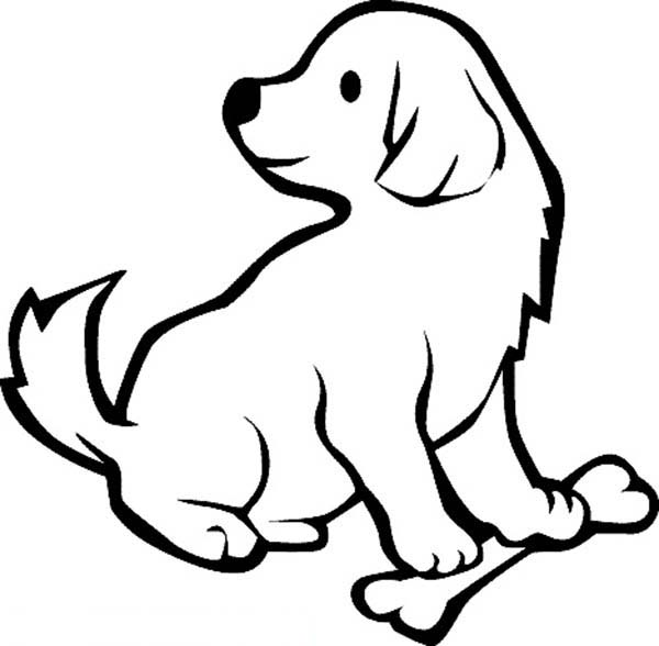 Printable Puppy Coloring Pages Coloringme Com