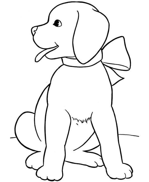 Printable Puppy Coloring Pages Coloring Me Printable Colouring Pages