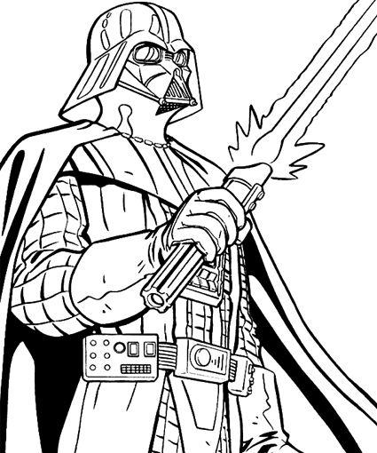 Printable Star Wars Coloring Pages | ColoringMe.com