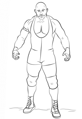 Wwe Aj Lee Coloring Pages Coloring