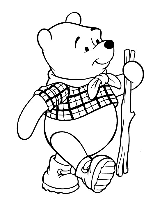 top 20 printable cute winnie the pooh coloring pages